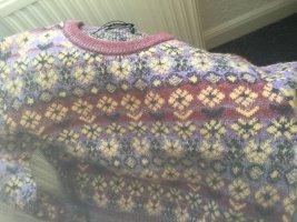 Zara Fine Knitted Cardigan multicolored