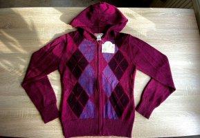 Pullover aus Peru 100%Alpacawolle mit Ökologische Farben gefärbt
