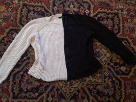 Pullover blue & white von MaxMara