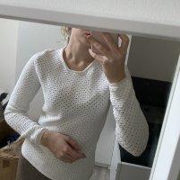Chloé Sweter z dzianiny biały