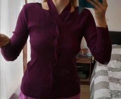 Melrose Maglione girocollo viola