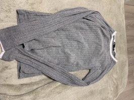 Tally Weijl Long Sweater grey