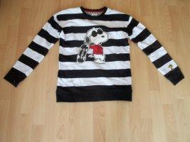 Pullover in Gr. XS 34/36 von Vans x Peanuts mit Snoopy als Skater