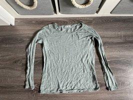 Blue Motion Kraagloze sweater veelkleurig