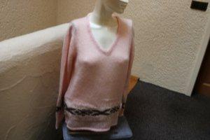 #Pullover m. M. #rosé, Gr. 38, #Le Comte, #leicht, #warm, #hochwertig, #Markenmode
