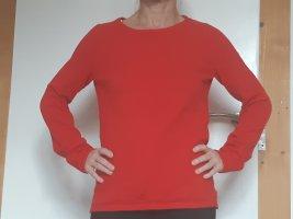 Marc O'Polo Wool Sweater brick red