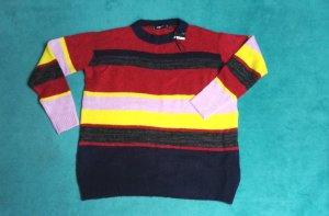 Pullover mehrfarbig von FB Sister Gr. S Neu