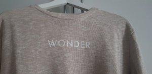 Pullover mit Bindeelement