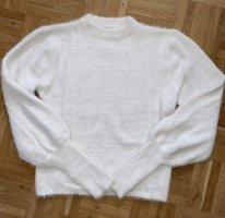 Pullover mit Felloptik