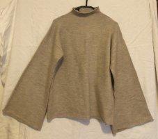 Pullover mit Kaminkragen