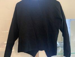Pullover mit Rückenauschnitt
