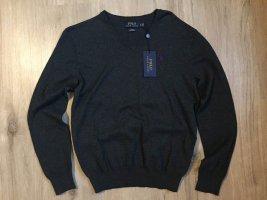 Pullover Polo Ralph Lauren dunkelgrau S/M