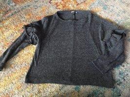 Pullover Rüschen Strick