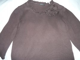 Pullover schokobraun