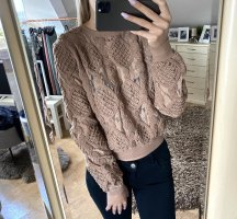 Pullover Spitze