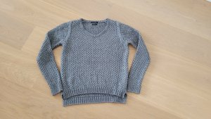 Massimo Dutti Knitted Sweater multicolored polyester
