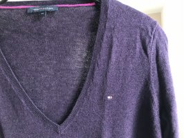 Pullover Tommy Hilfiger M violett lila