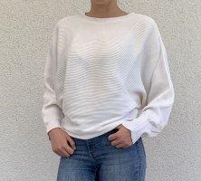 Object Długi sweter biały