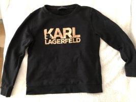 Karl Lagerfeld Crewneck Sweater black