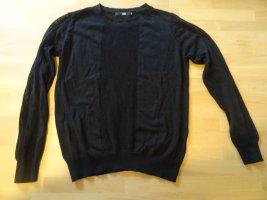 LTB Maglione lavorato a maglia nero
