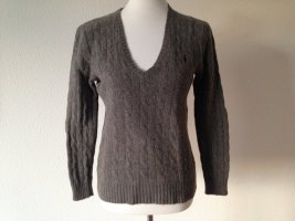 Lauren by Ralph Lauren Cashmere Jumper grey wool