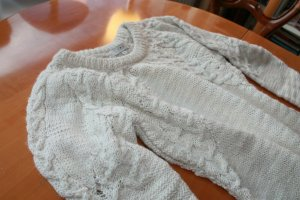 Pullover Wolle von IRO French - Gr. 38 - angenehm zu tragen - exklusiv