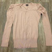 Amisu Cárdigan largo rosa