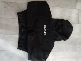 Puma Camicia con cappuccio nero