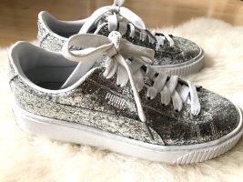 Puma Basket Silver Edition