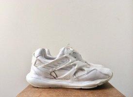 Puma Disc Blaze Cell, All White, Gr. 37,5, NP: $194,99
