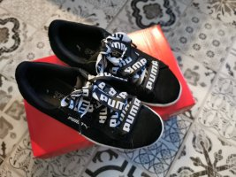 Puma Leder Sneakers