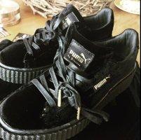 Puma Rihanna Creepers Black Velvet  Gr40