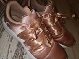 Puma Lace-Up Sneaker rose-gold-coloured