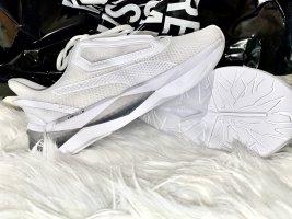 Puma Sneakers met hak wit