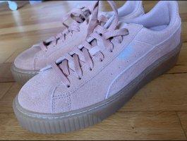 Puma Schuhe mit Stein in rosé
