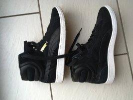 Puma Sneaker alta nero-bianco