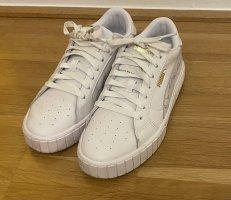 Puma Sneaker in weiß Gr. 37,5