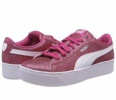 Puma Sneaker Pink Glitzer 38