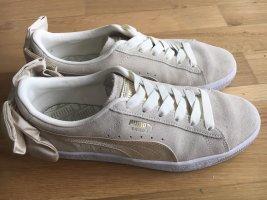 Puma Sneaker slip-on beige chiaro Pelle