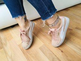 Puma Sneakers Plateau apricot