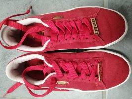 Puma sneakers rot