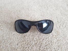 Puma Sonnenbrille Sport in schwarz beige schwarze Gläser