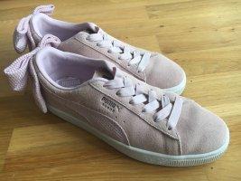 Puma Sneaker slip-on rosa chiaro Pelle