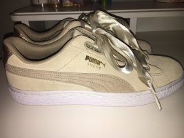 Puma Suede Heart Basket Safari/Beige