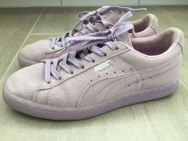 Puma Suede Sneaker flieder