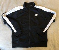 Puma Sweat Jacket black-white