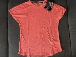 Puma Camisa deportiva rosa neón-salmón