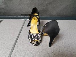 Graceland Czółenka z odsłoniętym palcem czarny