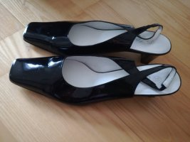 Slingback Pumps black