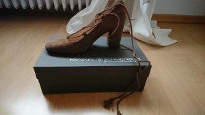 Kennel und Schmenger Lace-up Pumps brown